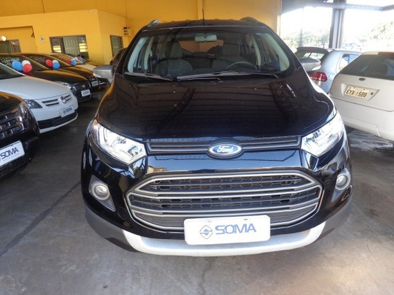 Ecosport 1.6 Freestyle 16v Flex 4p Manual