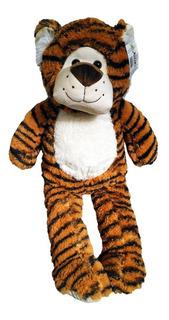 Animalito De Peluche Suave Gran Tamaño 70cm - Tigre