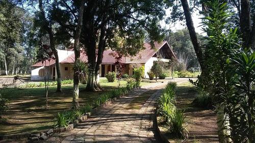 Chácara Com 6 Dormitórios À Venda, 11518 M² Por R$ 3.240.000,00 - Umbará - Curitiba/pr - Ch0020