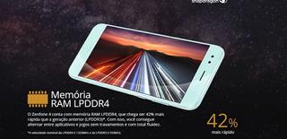 Zenfone 4 Ze554kl, Android 8, Câmera Dupla 12mp,64 Gb
