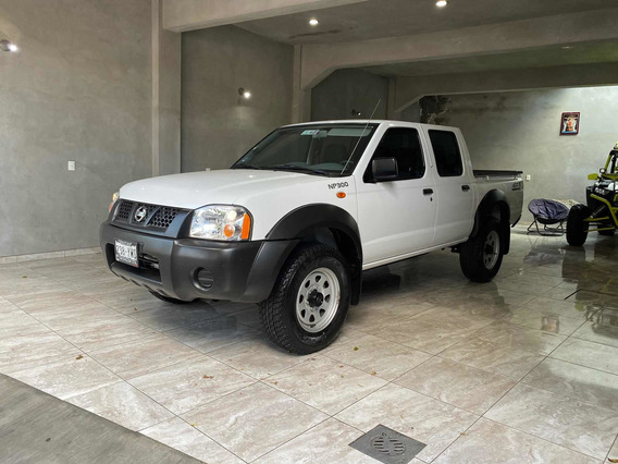 Nissan Frontier Np300 4x4 Doble Cabi