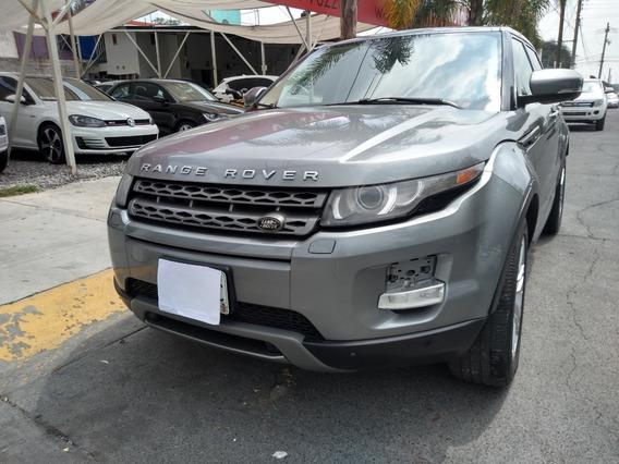 Land Rover Range Rover Evoque 2013 Pure Plus