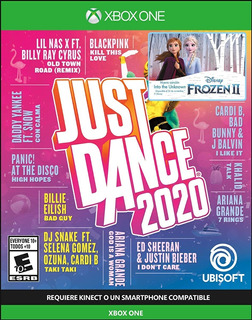 ..:: Just Dance 2020 ::.. Para Xbox One Disponible Hoy