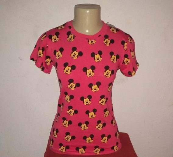 T Shirt Blusinha Feminina Preço Popular Variadas Estampas/li