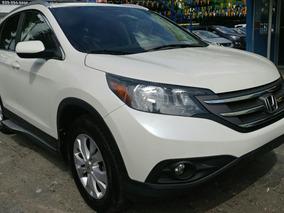 Honda Cr-v 2013 Lx 4x4 En Piel Rec Importada Americana