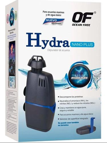 Imagen 1 de 5 de Filtro Nano Hydra Plus Acuarios
