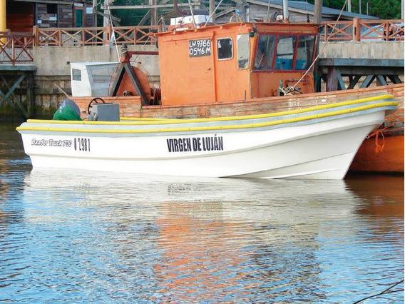 Tracker 7.m Pesca Artesanal Baader Track 700 Exelente Carga