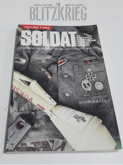 Livro Soldat Vol 3 Segunda Guerra Ww2