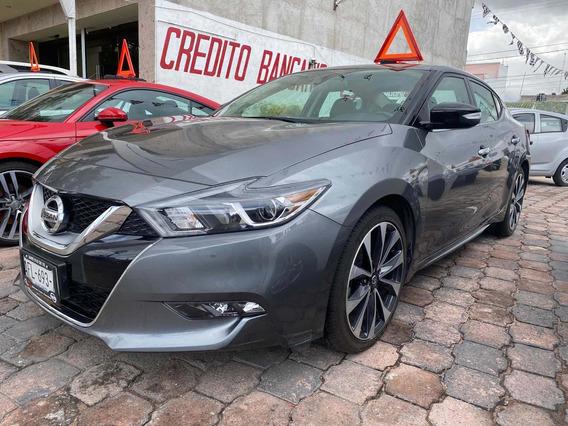 Nissan Maxima 3.5 Exclusive Cvt 2017