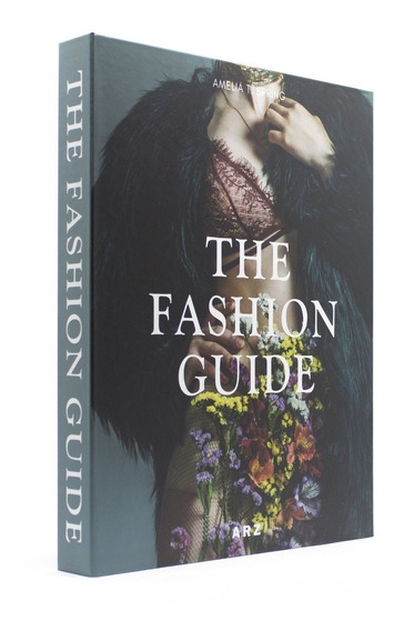 Livro Caixa Decorativo The Fashion Guide