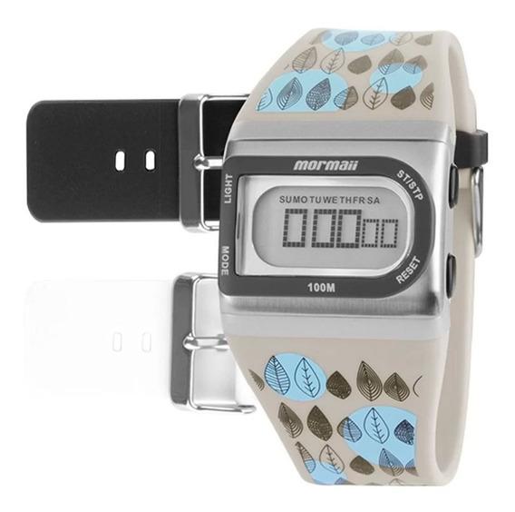 Relógio Mormaii Acquarela Fzi/8b - Troca Pulseira