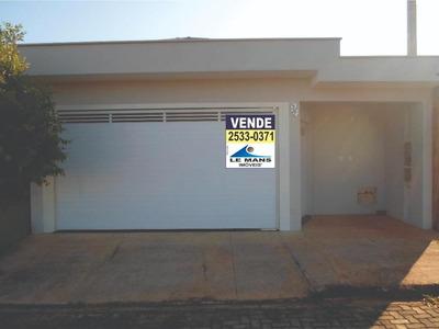Casa Residencial À Venda, Jardim Nossa Senhora Aparecida, Saltinho. - Ca1865