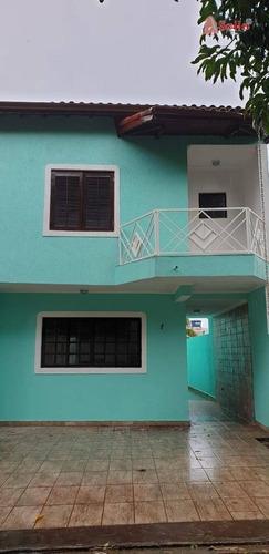 Sobrado Com 3 Suítes À Venda, 110 M² Por R$ 500.000 - Jardim Do Papai - Guarulhos/sp - So0223