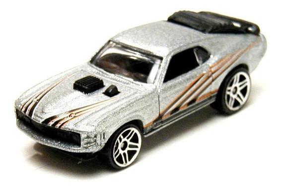 Hot Wheels Mustang Mach 1 Muscle Car 2001 # 112 Solo Envios