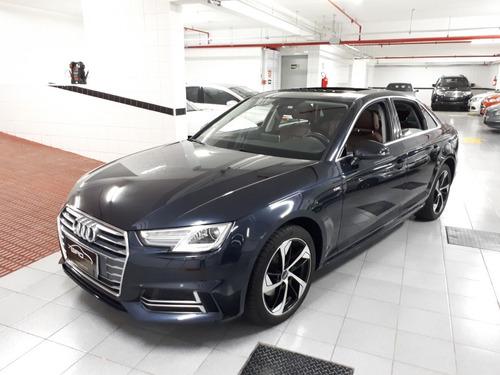 Audi A4 Limited Edition 2018 Azul Teto Solar Apenas 12 Milkm
