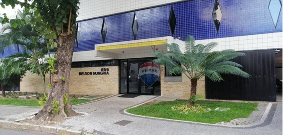 Apartamento Para Alugar Com 4 Quartos (2 Suítes) Em Boa Viagem - Ap0957
