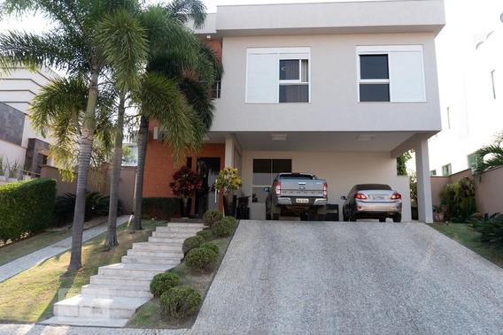 Casa Em Condomínio Mobiliada Com 4 Dormitórios E 4 Garagens - Id: 892961929 - 261929