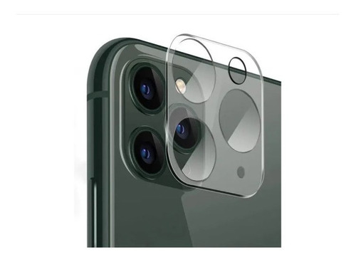 Protector Camara Completo Vidrio Lente iPhone 11 Pro Max