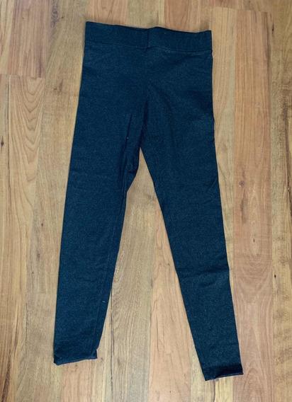 Lindos Leggings Matty Stretch Fit Gris Xs Original!!