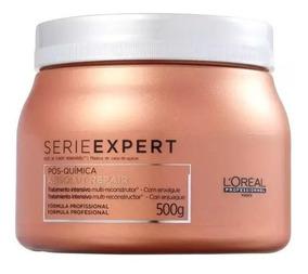 Loréal Absolut Repair Pós Química Mascara 500g Orig