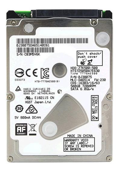 Disco Rigido 1tb Toshiba/seagate/hitachi/wd Sata3 2.5 Notebook