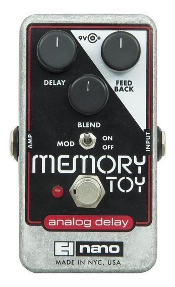 Pedal Delay Electro Harmonix Memory Toy Delay Analog