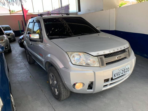 Ford Ecosport1.6 Xlt Freestyle Gnv 2008