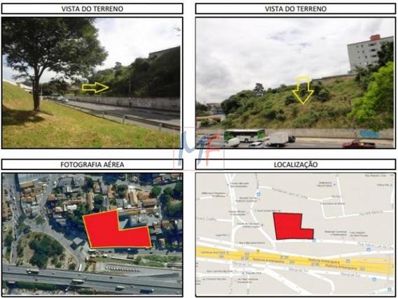 Ref 7133 Terreno No Parque São Domingos Com Total 3.400 M² Zoneamento: Zc Zona De Centralidade C.a. Básico: 1 C.a. Máximo: 2 - 7133