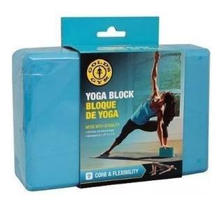 Bloque Profesional De Yoga Goma