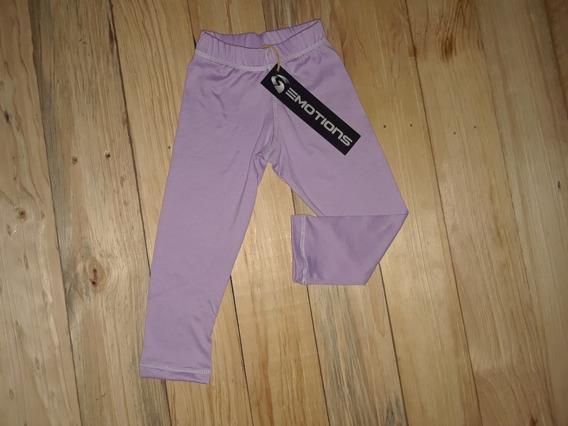 Leggin Pantalon Niñas Lila 1.5