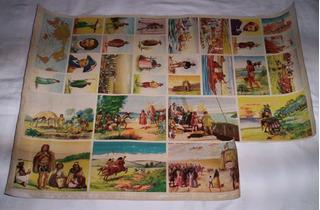 Albumes De Figuritas Aguila..planchas Enteras...leer...