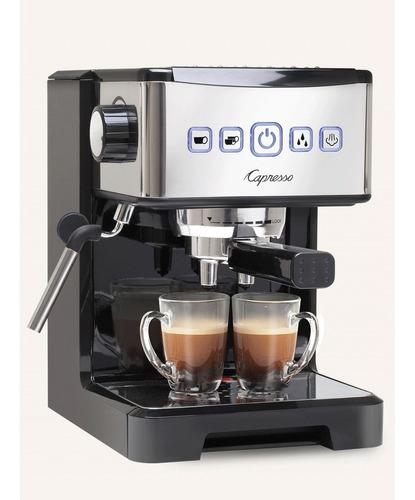 Máquina De Café Espresso Y Capuchino Programable Capresso