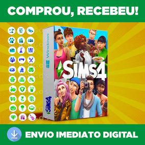 The Sims 4 2019 Completo + Todas As Expansões Abril