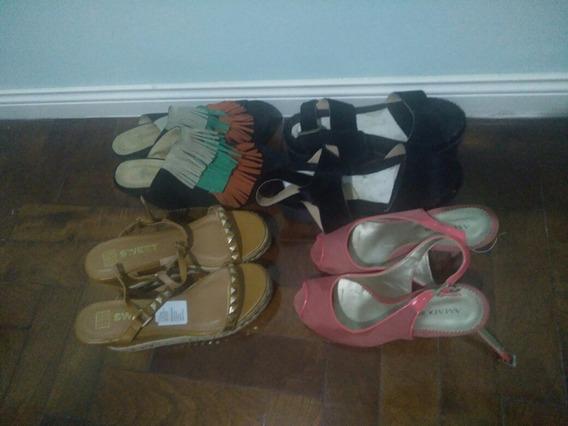Lote De Zapatos 39