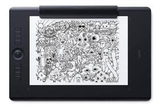 Tableta digitalizadora Wacom Intuos Pro Paper Edition L Black