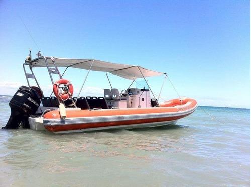 Flexboat Sr760 Tour (wc) 20+1 Passageiros (só O Casco)