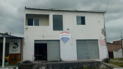 Prédio À Venda, 242 M² - Centro - Macaíba/rn - Pr0010