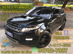 Land Rover Evoque 2.0 Si4 Pure Tech Coupe Sem Entrada+2799