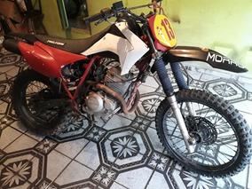 Honda Xlx Motor De Tornado