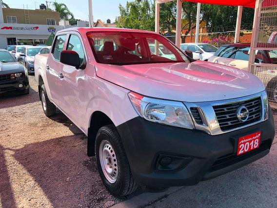 Nissan Np300 Doble Cabina Se Tm6 2018 Iva Credito Recibo Fin