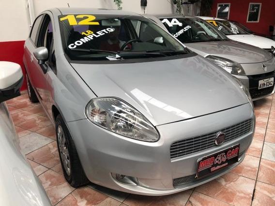 Fiat Punto Essence 1.8 16v Flex, Ezd8794