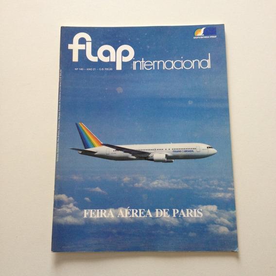 Revista Flap Internacional Aviação Comercial N°140