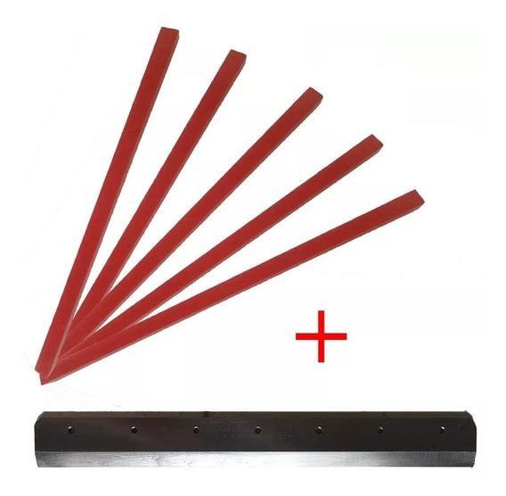 Kit Base De Corte + Lâmina Para Guilhotina 43cm A3