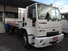 Ford Cargo 1317 Ano 2010 Muito Conservado Dias Caminhões