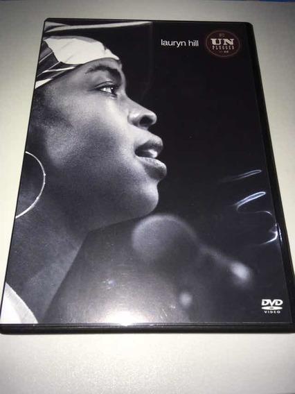 Dvd Lauryn Hill - Unplugged
