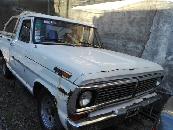 Ford F-100 1971