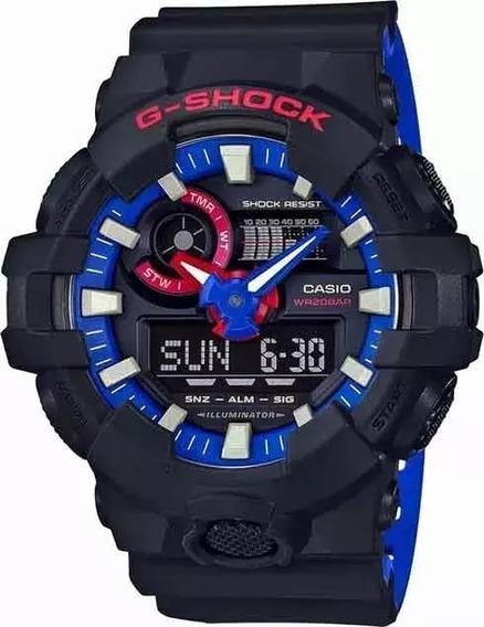Relógio Casio G-shock Masculino Ga-700lt-1adr