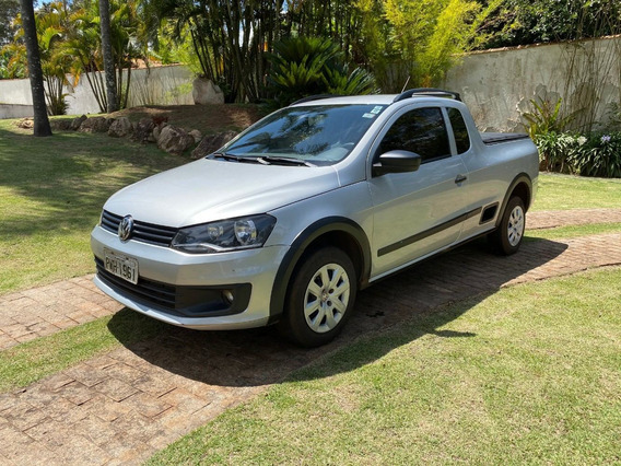 Volkswagen Saveiro Cabine Estendida Trendline 15-16