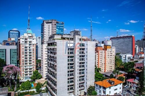 Imagem 1 de 15 de Ref: 13.496 - Excelente Apartamento No Bairro Bela Vista, Com 2 Dorms, Sala Ampliada, 1 Vaga Demarcada, 62 M² Útil, Portaria Fechado 24hs. - 13496