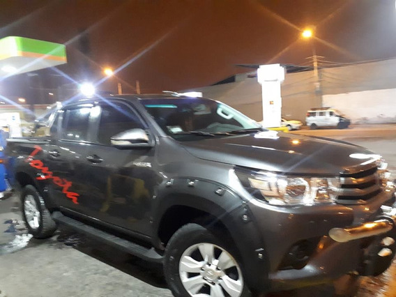 Toyota Hilux 2016 4x4 Camionetas Uso Particular